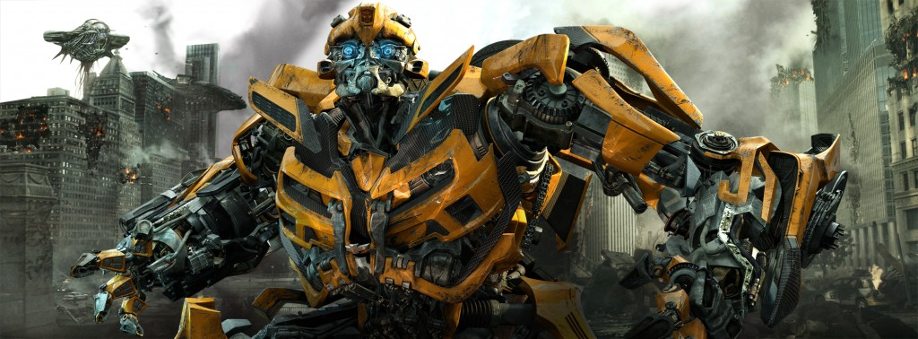 Transformers 3 Images via apple.com