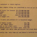 The budget explained in simple English