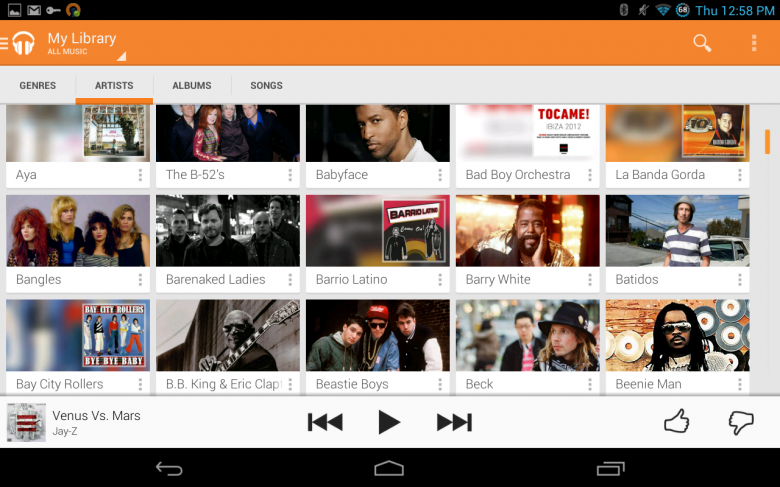 how to download music with google play subscription