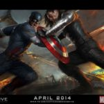 Image via Collider.com -> Comic-Con: CAPTAIN AMERICA: THE WINTER SOLDIER Panel Recap; Steve Rogers Fights Through a Morally Murky Post-AVENGERS World