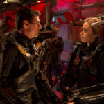 Edge of tomorrow, feat Tom Cruise & Emily Blunt