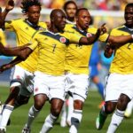 Colombia back with a bang