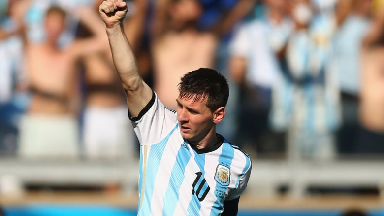 Argentina vs. Iran, 2014 World Cup: Lionel Messi rescues Albiceleste