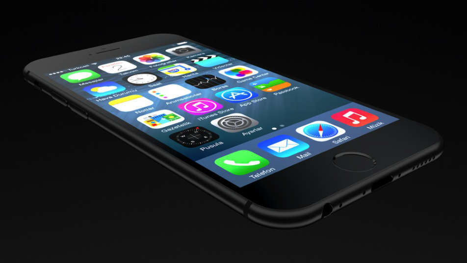 Render of possible iPhone 6 ahead of Apple's press conference. via BGR