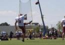 Punter Tress Way #SkinsCamp Redskins Training Camp 2015