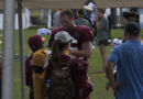 Players signing autographs #SkinsCamp Redskins Training Camp 2015